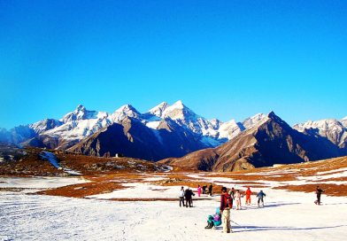 Get your bags ready: Places to Travel this winter in India!